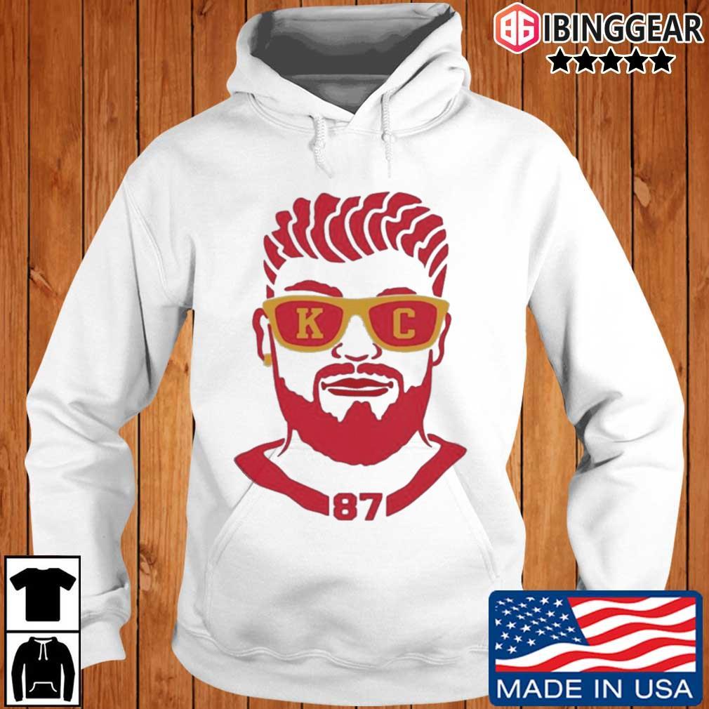 Kelce Svg Kansas City Ibinggear hoodie trang