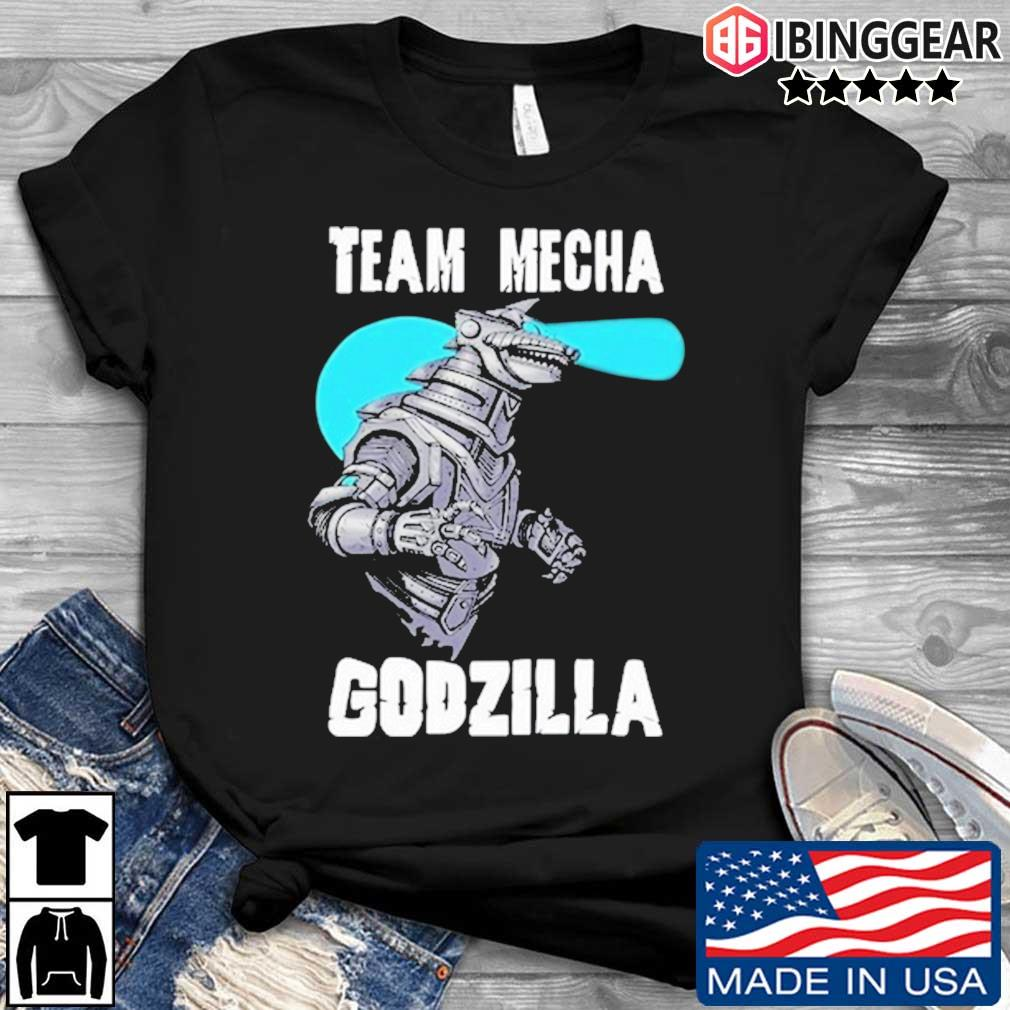 Team Mecha Godzilla shirt