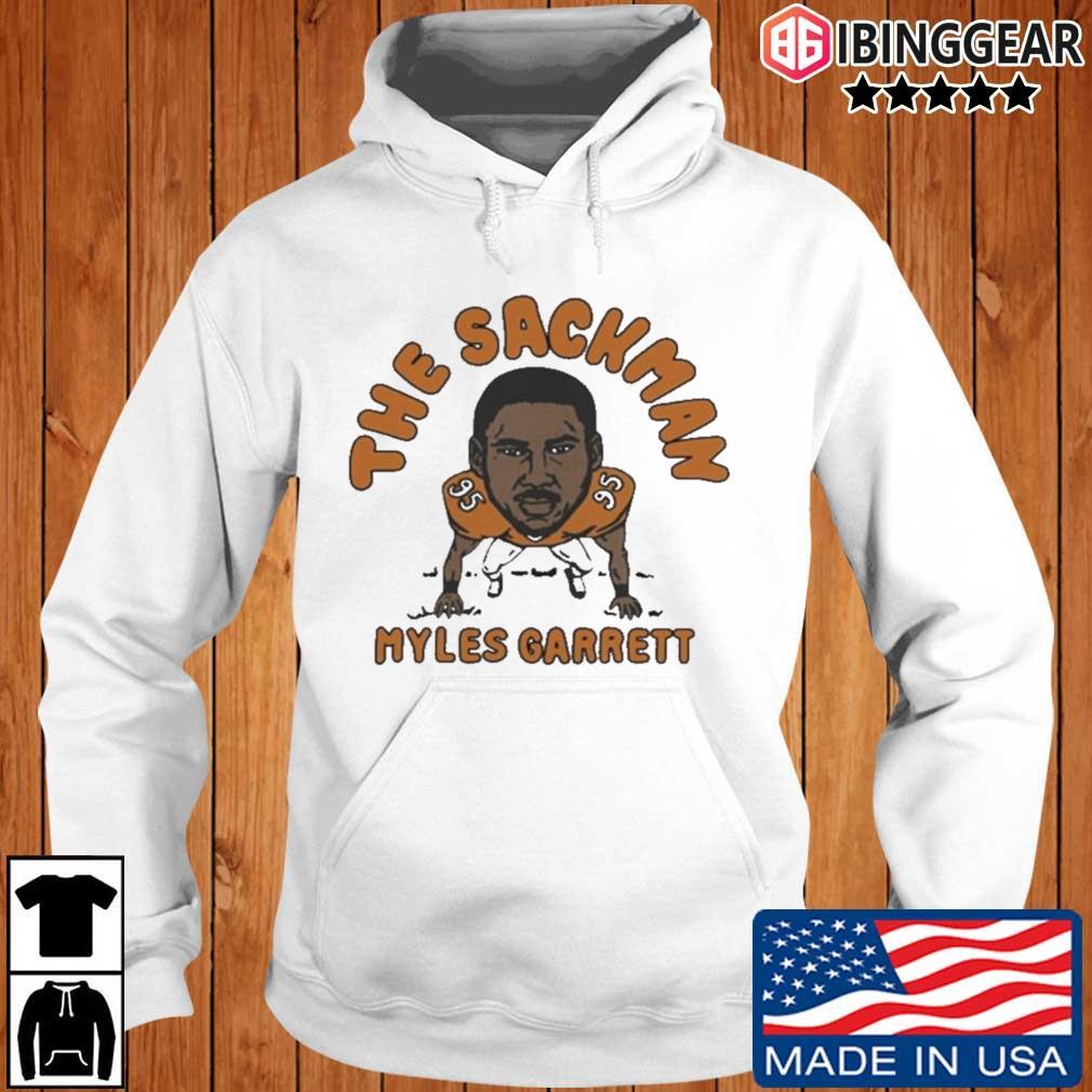 The Sackman Myles Garrett Ibinggear hoodie trang