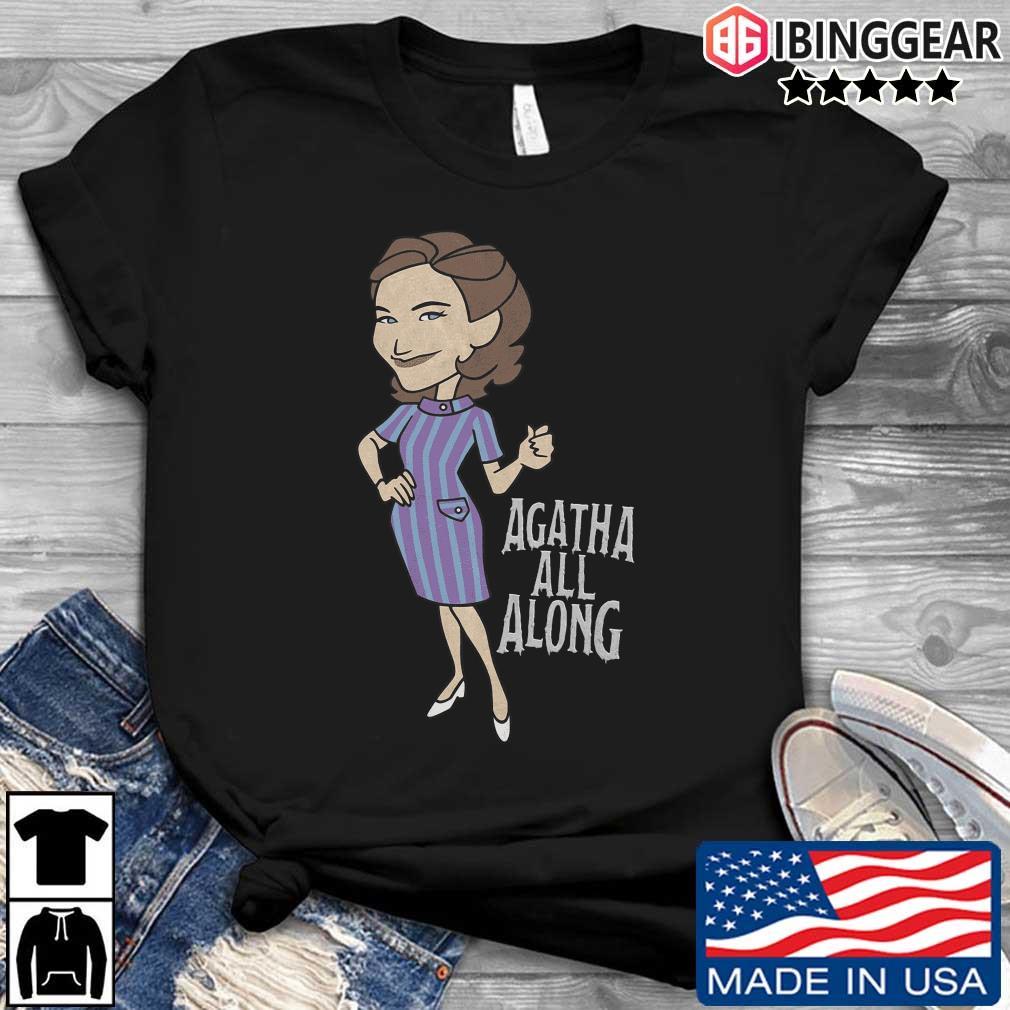 2021 Agatha All Along Shirt