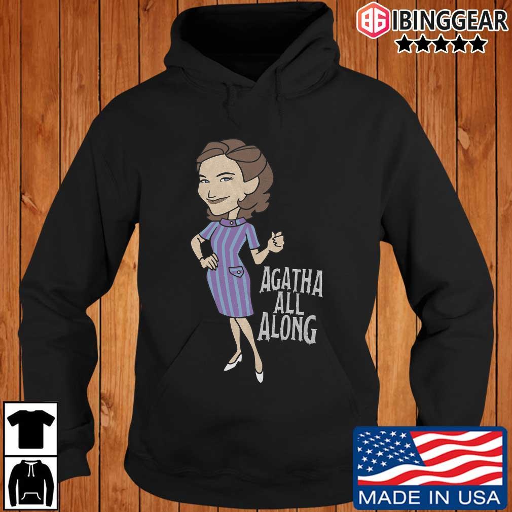 2021 Agatha All Along Shirt Ibinggear hoodie den