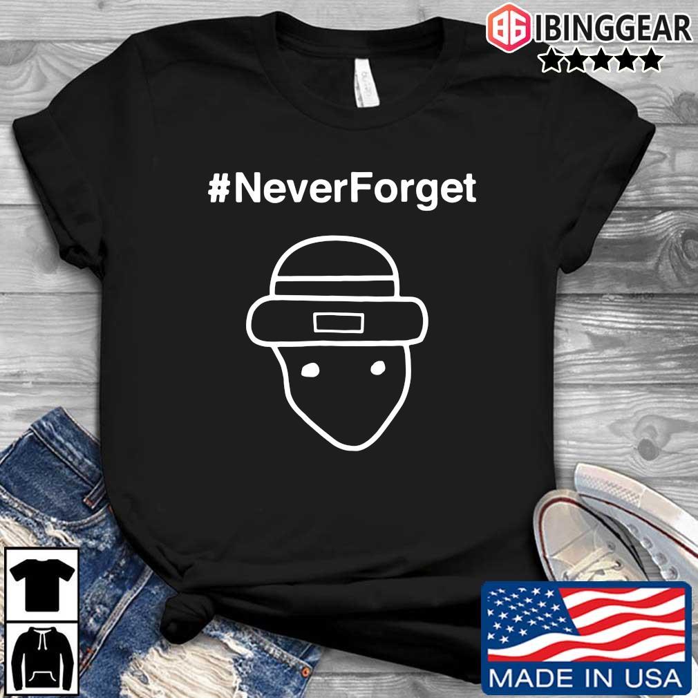 2021 #NeverForget shirt