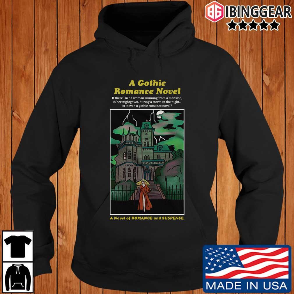 A gothic romance novel a novel of romance and suspense Ibinggear hoodie den