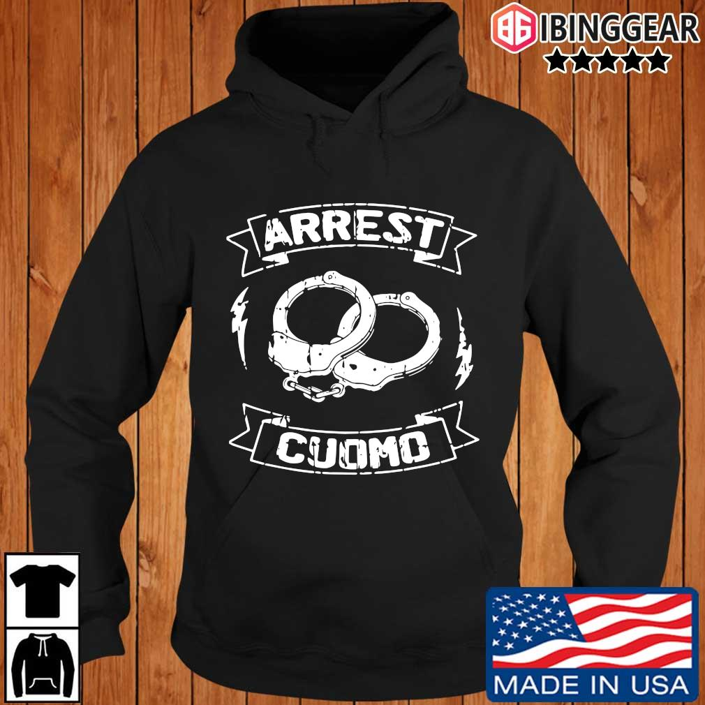 Anti Cuomo Arrest Cuomo Political Shirt Ibinggear hoodie den