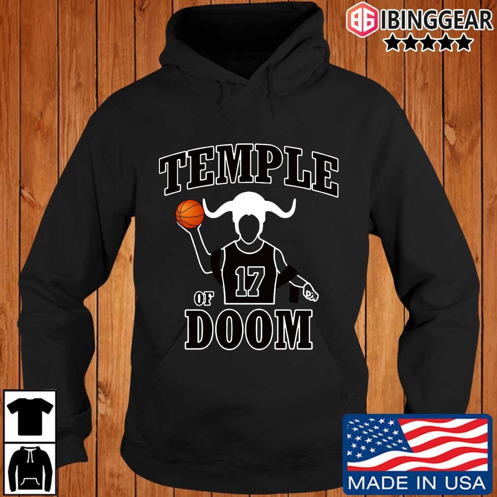 Garrett Temple Chicago Bulls Jerseys Temple of 17 Doom Ibinggear hoodie den