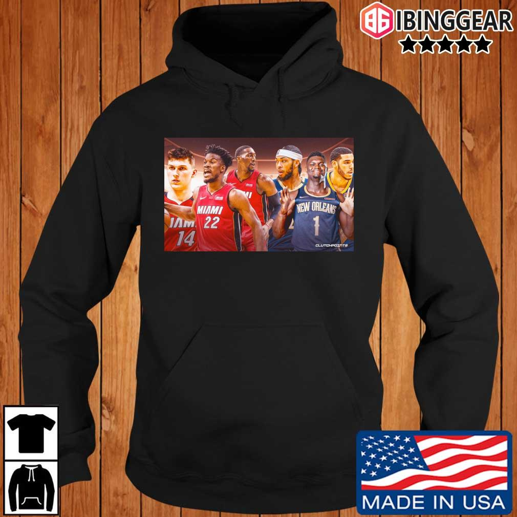 Pelicans' Zion Williamson to Wear Custom Air Jordan Shirt Ibinggear hoodie den