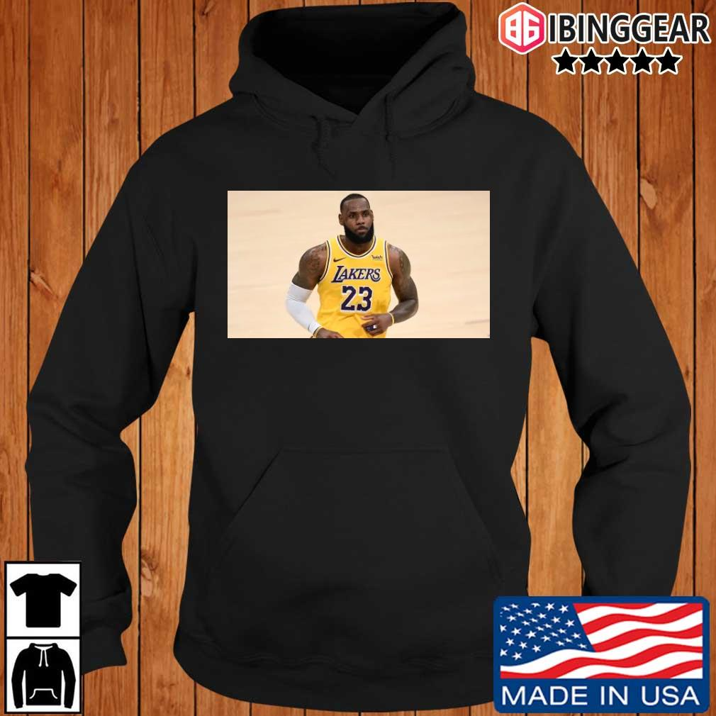 The Best Basketball Lebron James Shirt Ibinggear hoodie den