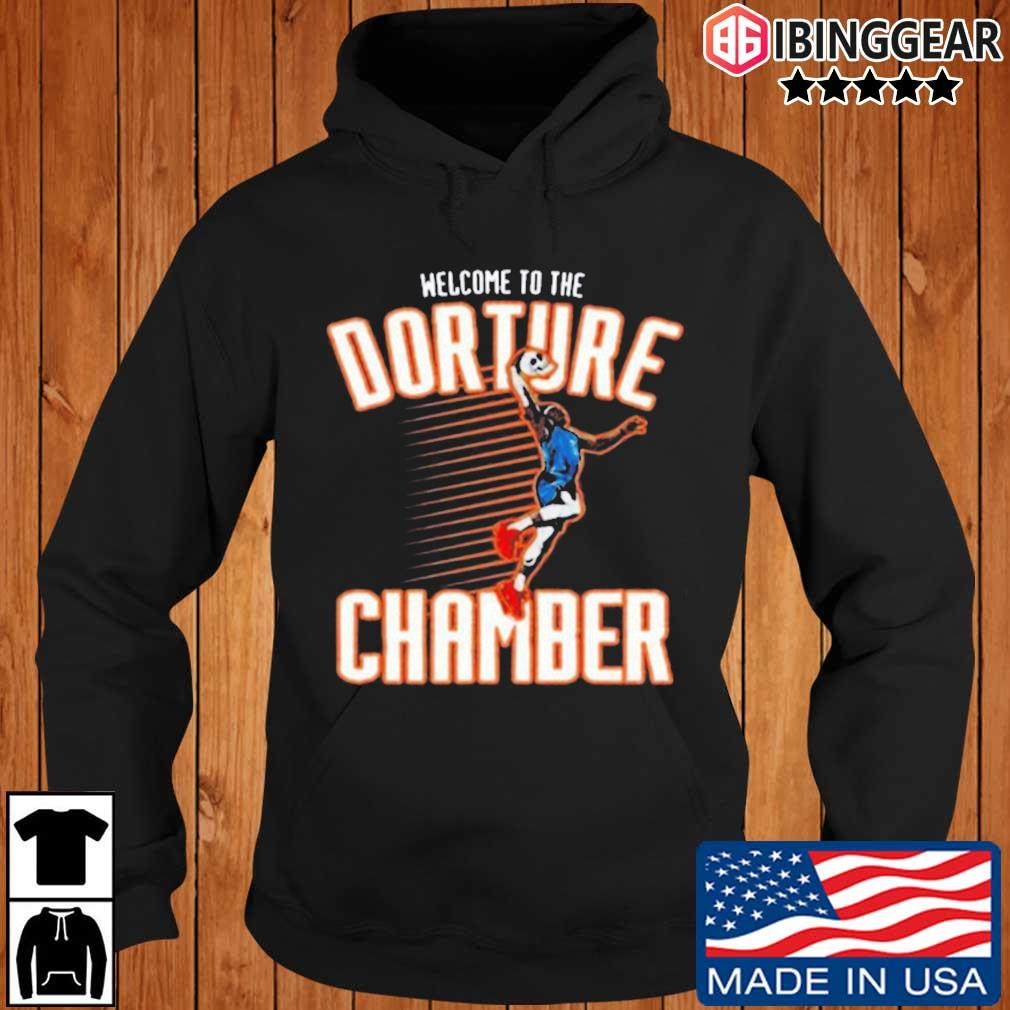 Welcome to the Dorture Chamber Ibinggear hoodie den