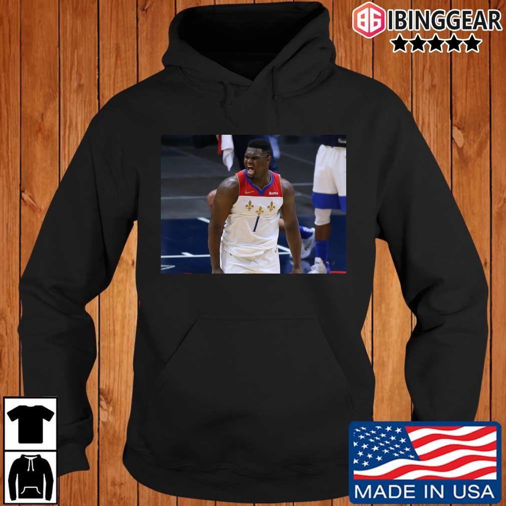 Zion Williamson New Orleans Shirt Ibinggear hoodie den