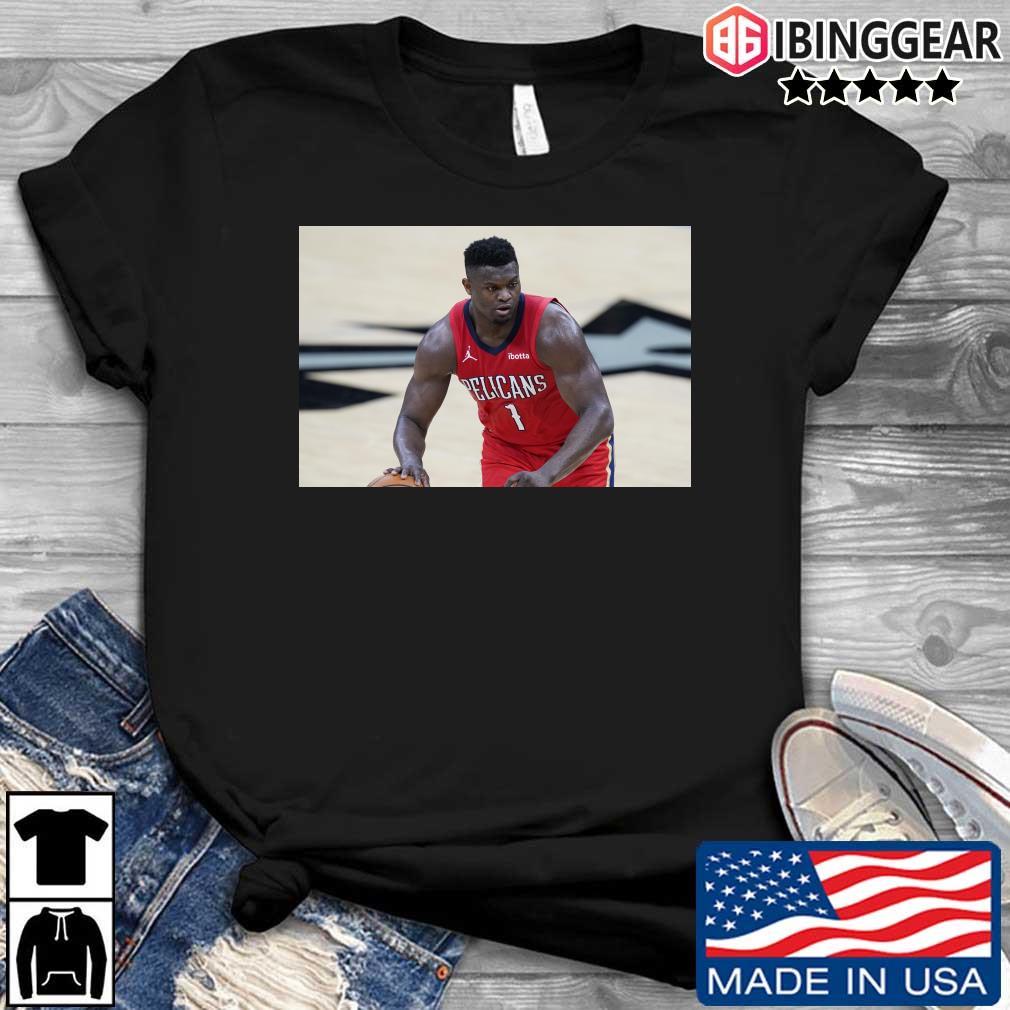 Zion Williamson Return Shirt