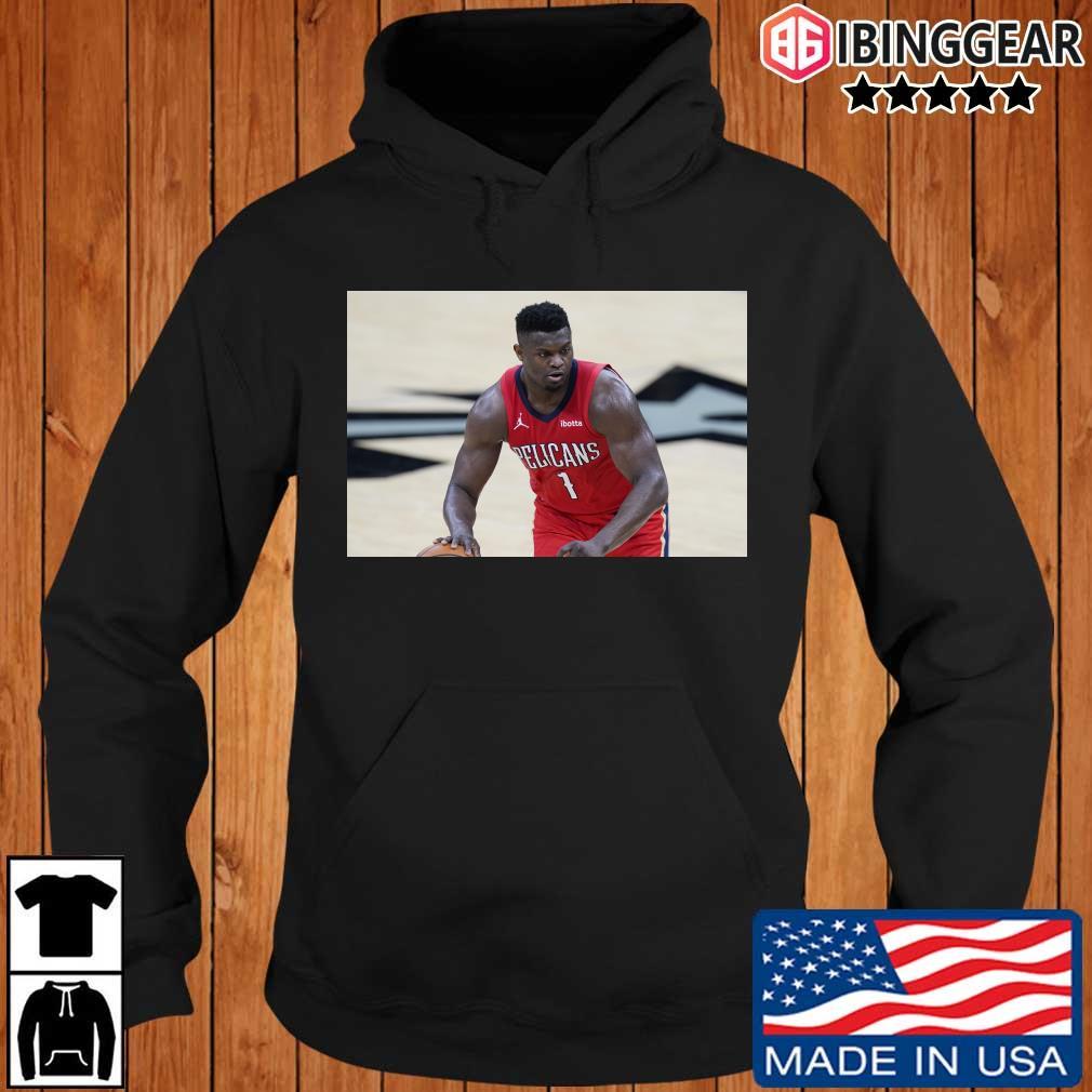 Zion Williamson Return Shirt Ibinggear hoodie den