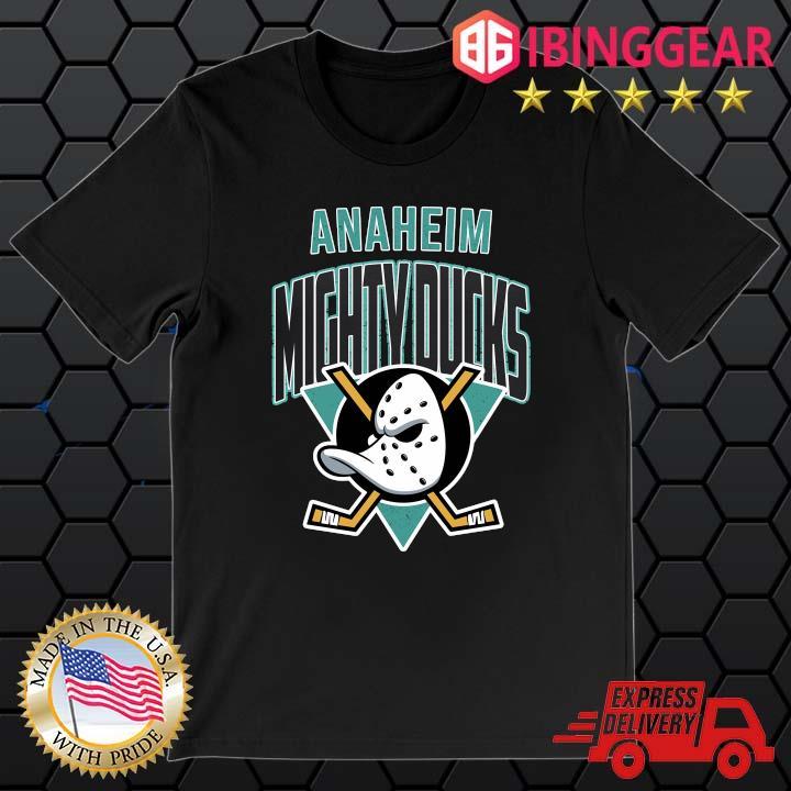 Ducks Arts Mighty Of Anaheim Hockey Sports Shirt
