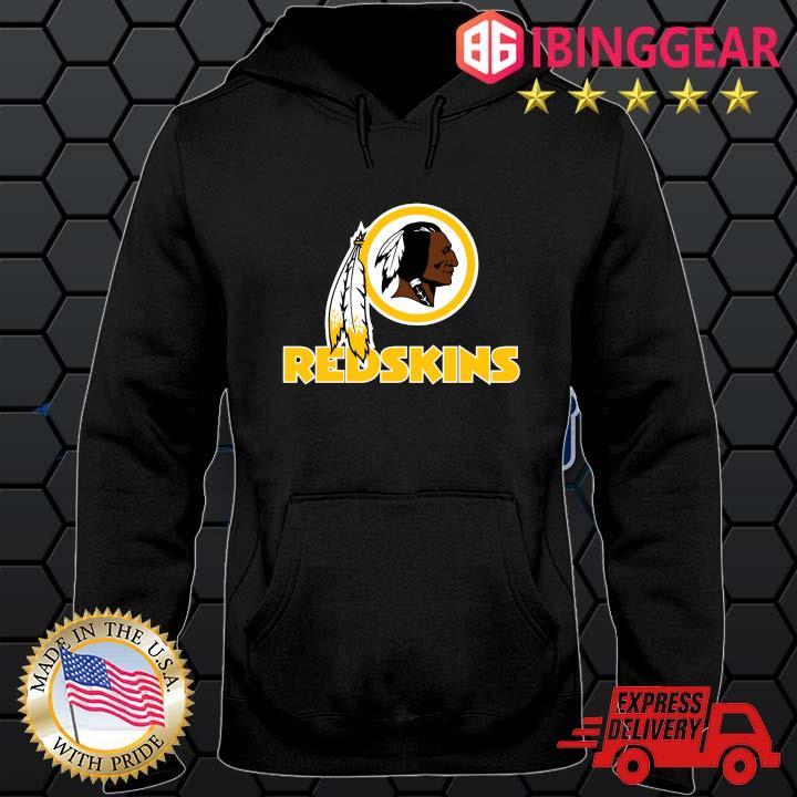 Funny Washington Redskins Shirt Hoodie den