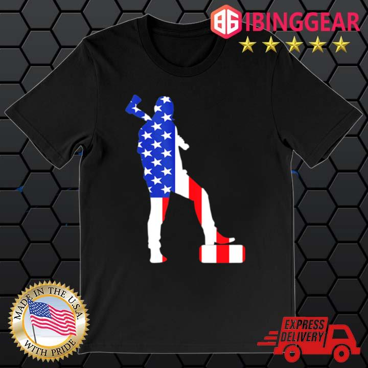 Lumberjack USA Flag American shirt