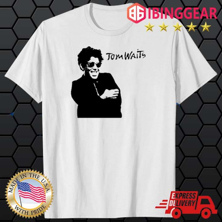 Winona Ryder's Tom Waits Shirt
