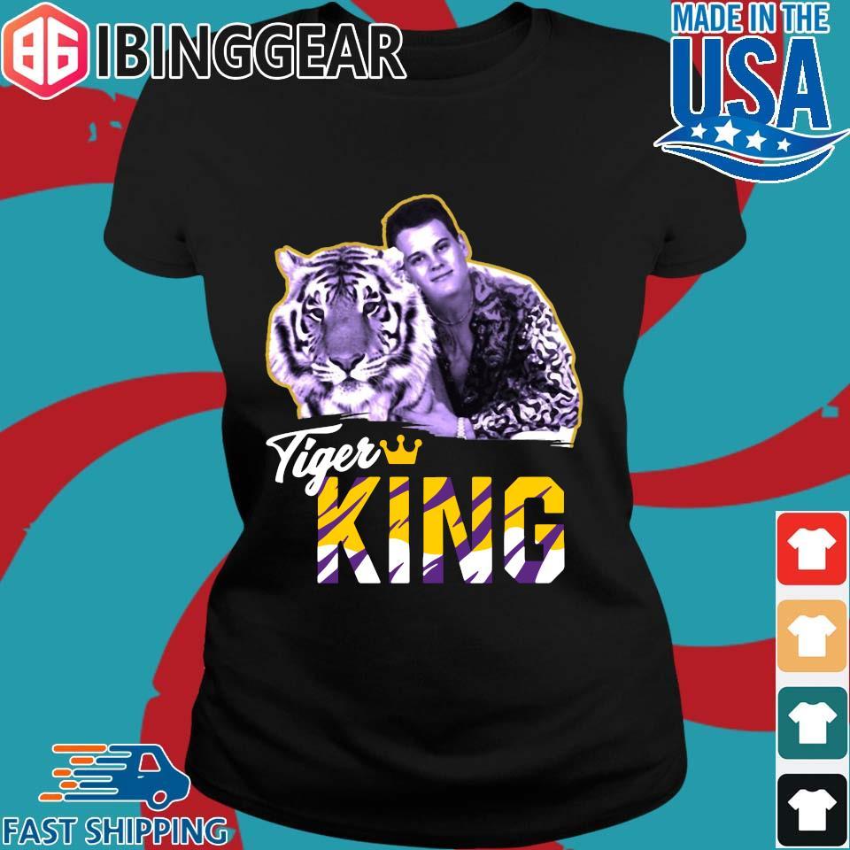 Joe EXOTIC Tigers King Shirt Ladies den Ibingger