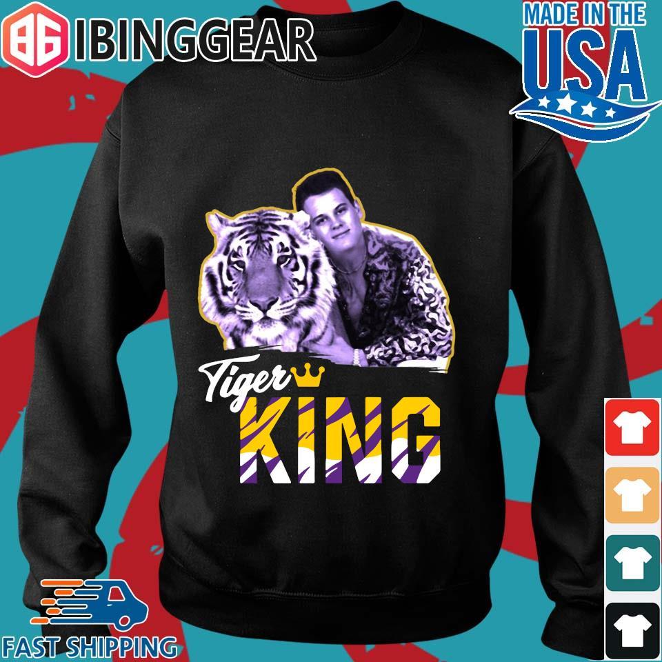 Joe EXOTIC Tigers King Shirt Sweater den