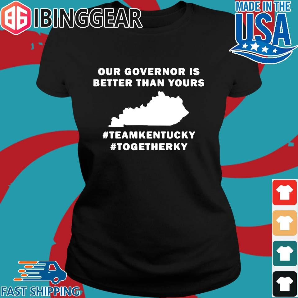 Kentucky Covid 19 our governor is better than yours s Ladies den Ibingger