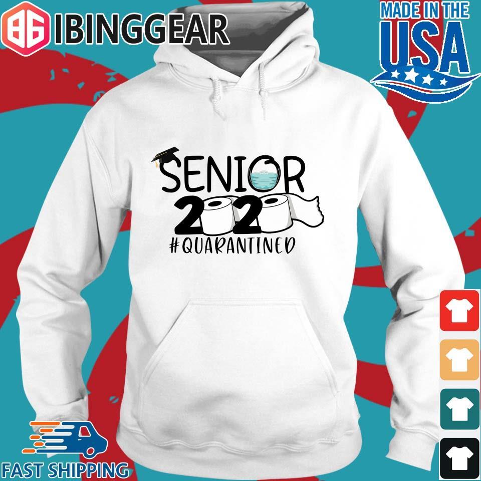 Seniors 2020 #Quarantined s Hoodie trang