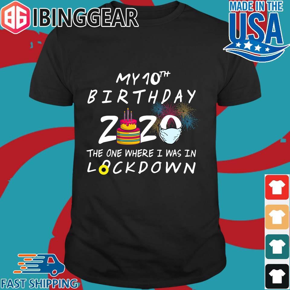 Class Of 2020 Quarantined Graduation Gift T-Shirt,Lockdown Funny Gym Unisex Top