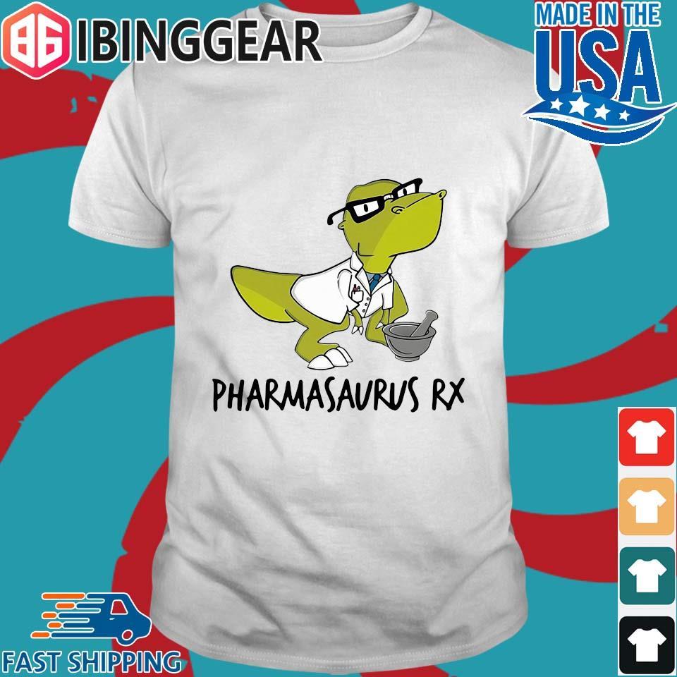 Pharmasaurus Rx Shirt