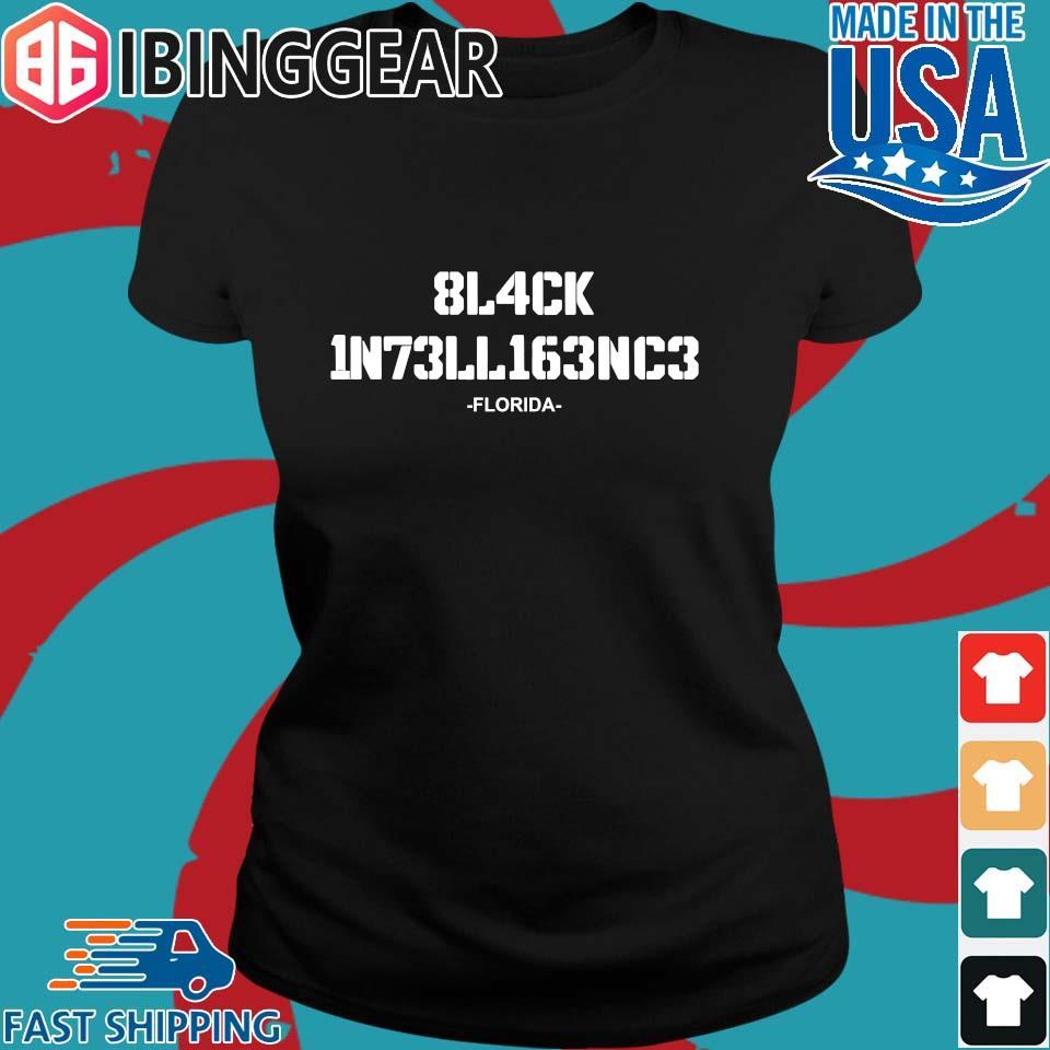 Keedron Bryant Black Intelligence Shirt Ladies den Ibingger