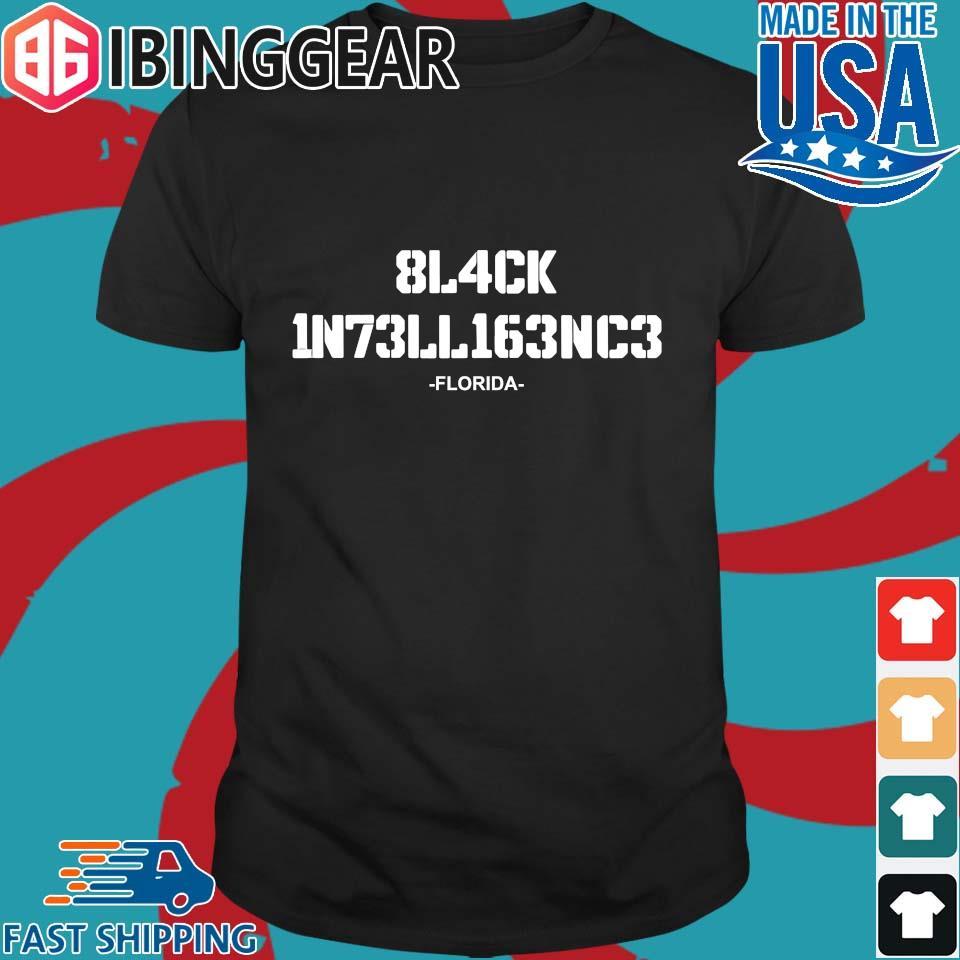 Keedron Bryant Black Intelligence Shirt