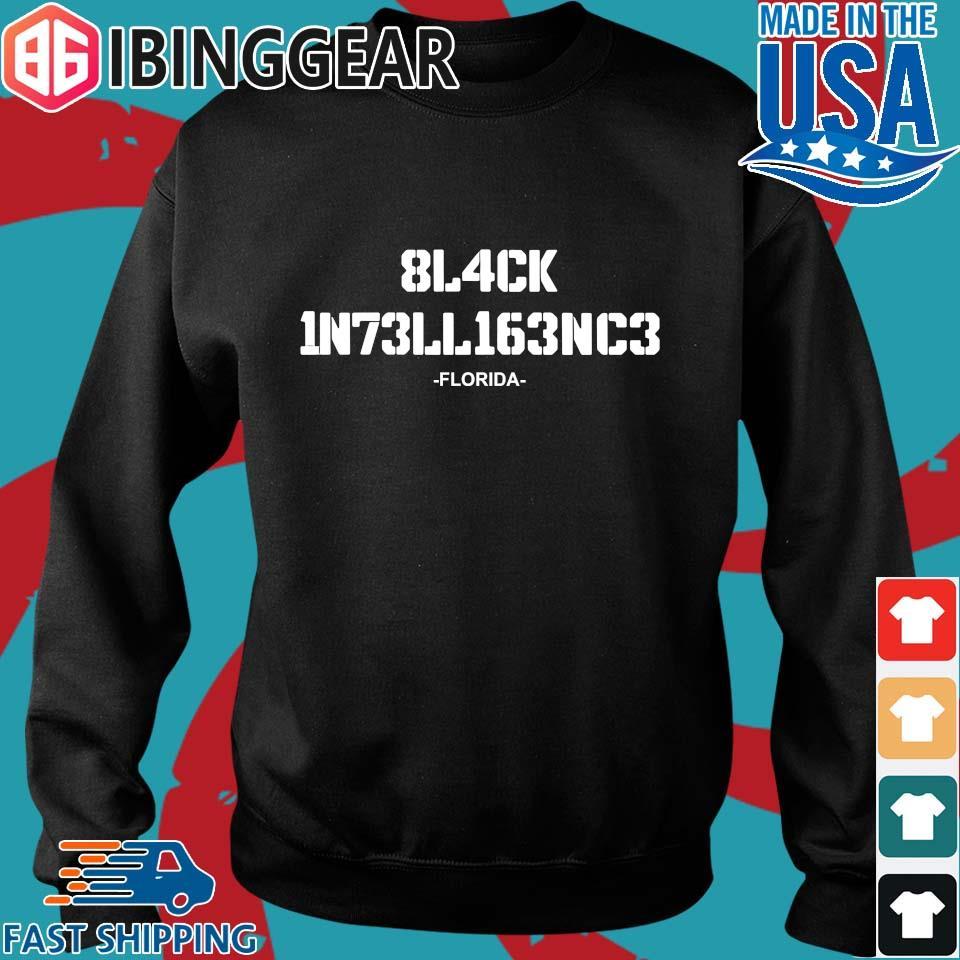 Keedron Bryant Black Intelligence Shirt Sweater den