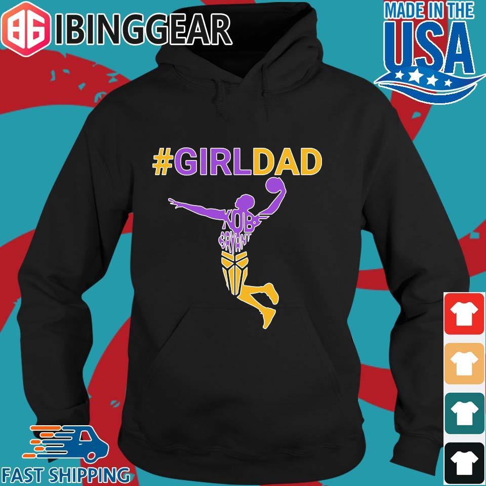 Kobe Bryant Girl Dad Shirt Hoodie den