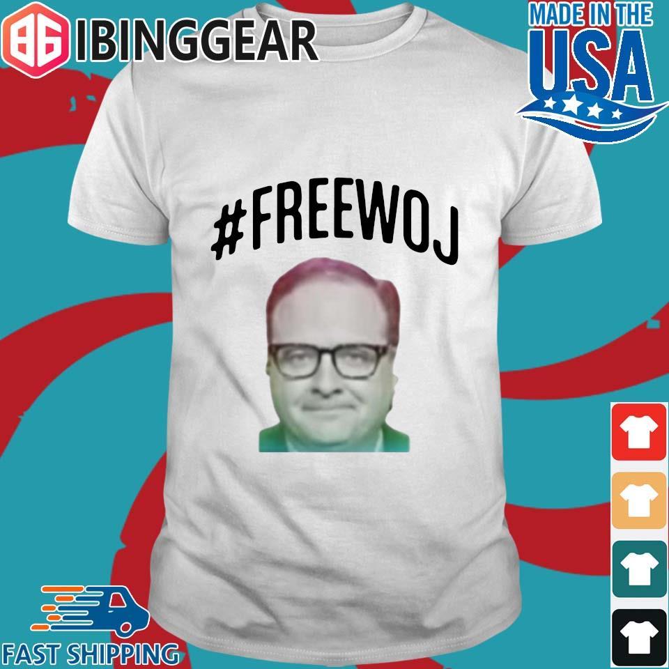 Please Free Woj #freewoj Shirt