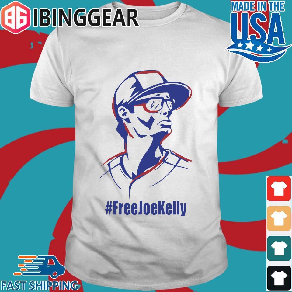 Free Joe Kelly #freejoekelly shirt