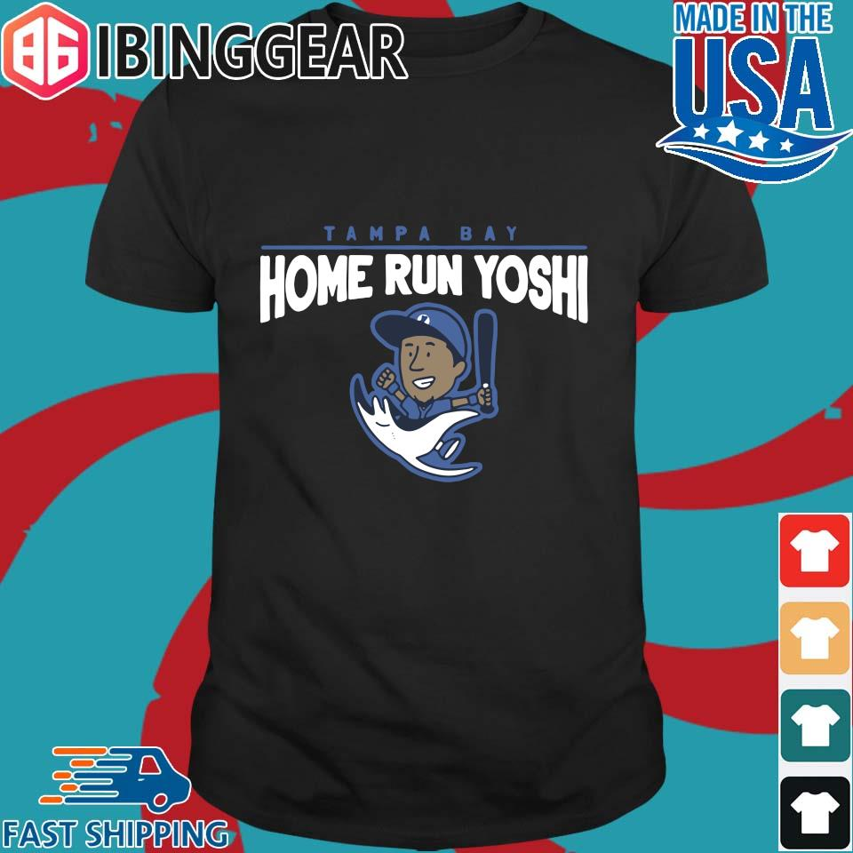 Tampa bay home run yoshi shirt