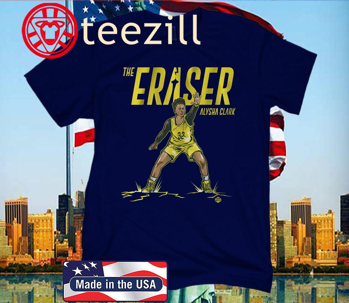 Alysha Clark Alysha Clark The Eraser T-Shirt