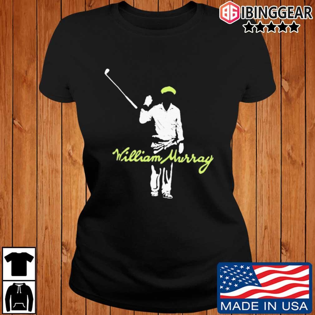 William Murray Golf Shirt Ibinggear ladies den
