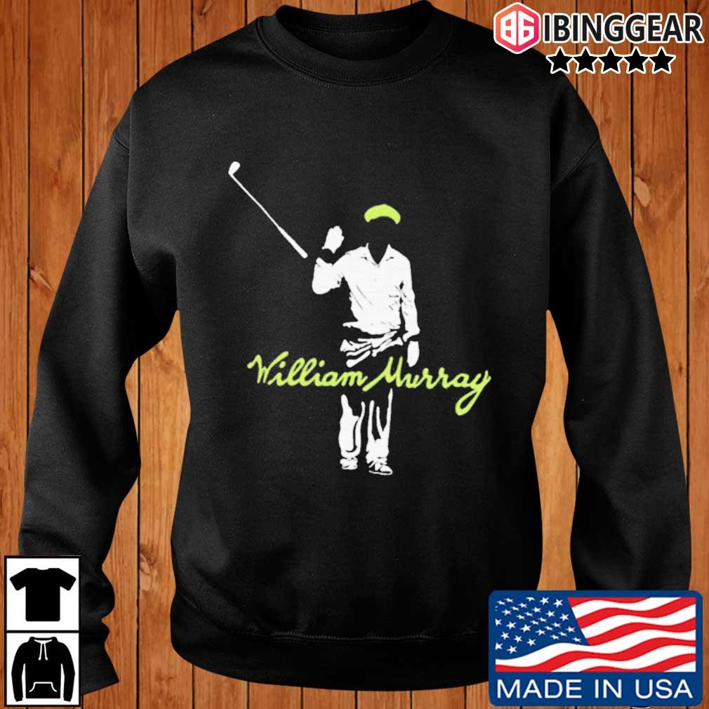 William Murray Golf Shirt Ibinggear sweater den