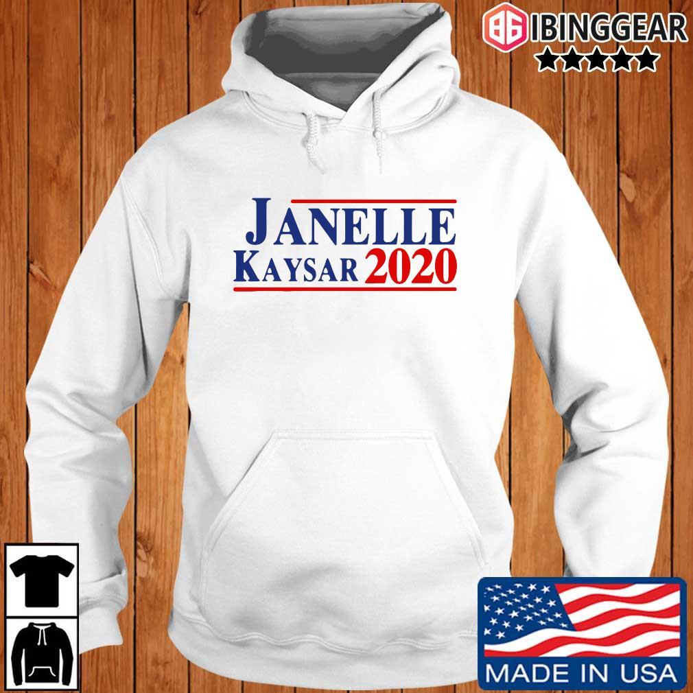 Janelle Kaysar 2020 s Ibinggear hoodie trang