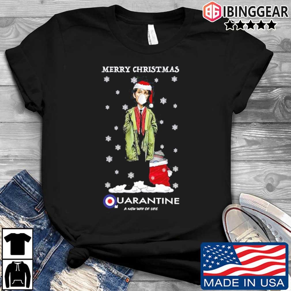 Jimmy Merry Christmas Quarantine a new way of life sweatshirt