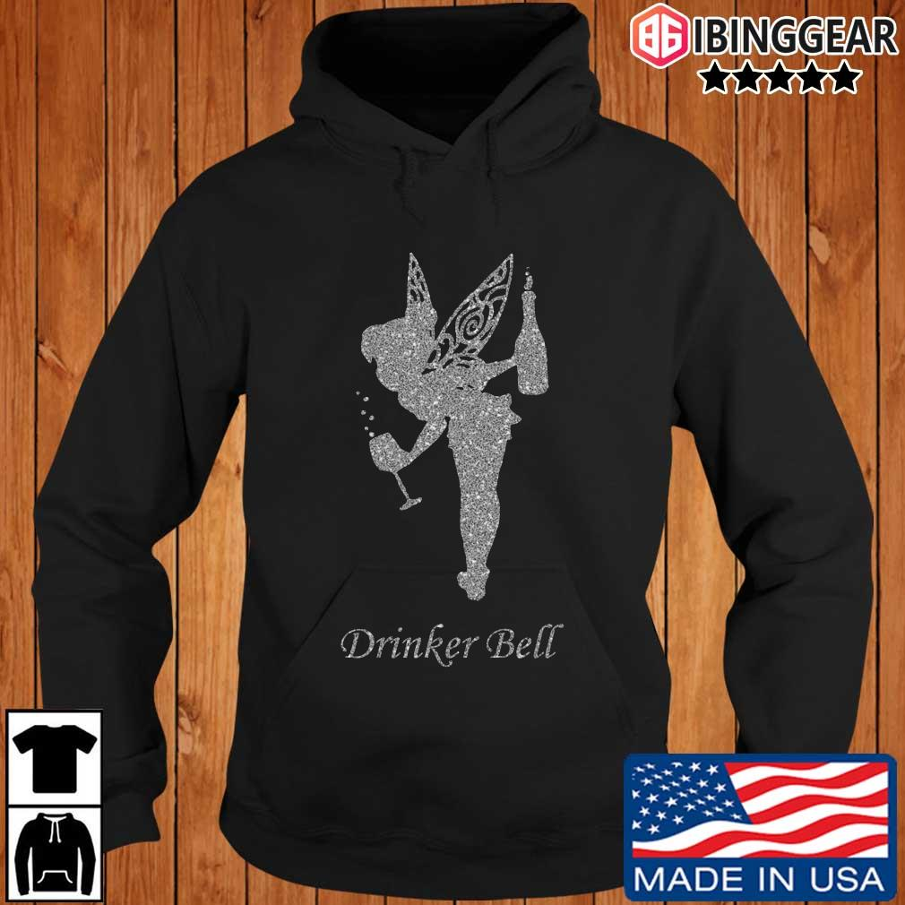 Tinkerbell Drinker Bell Diamond s Ibinggear hoodie den