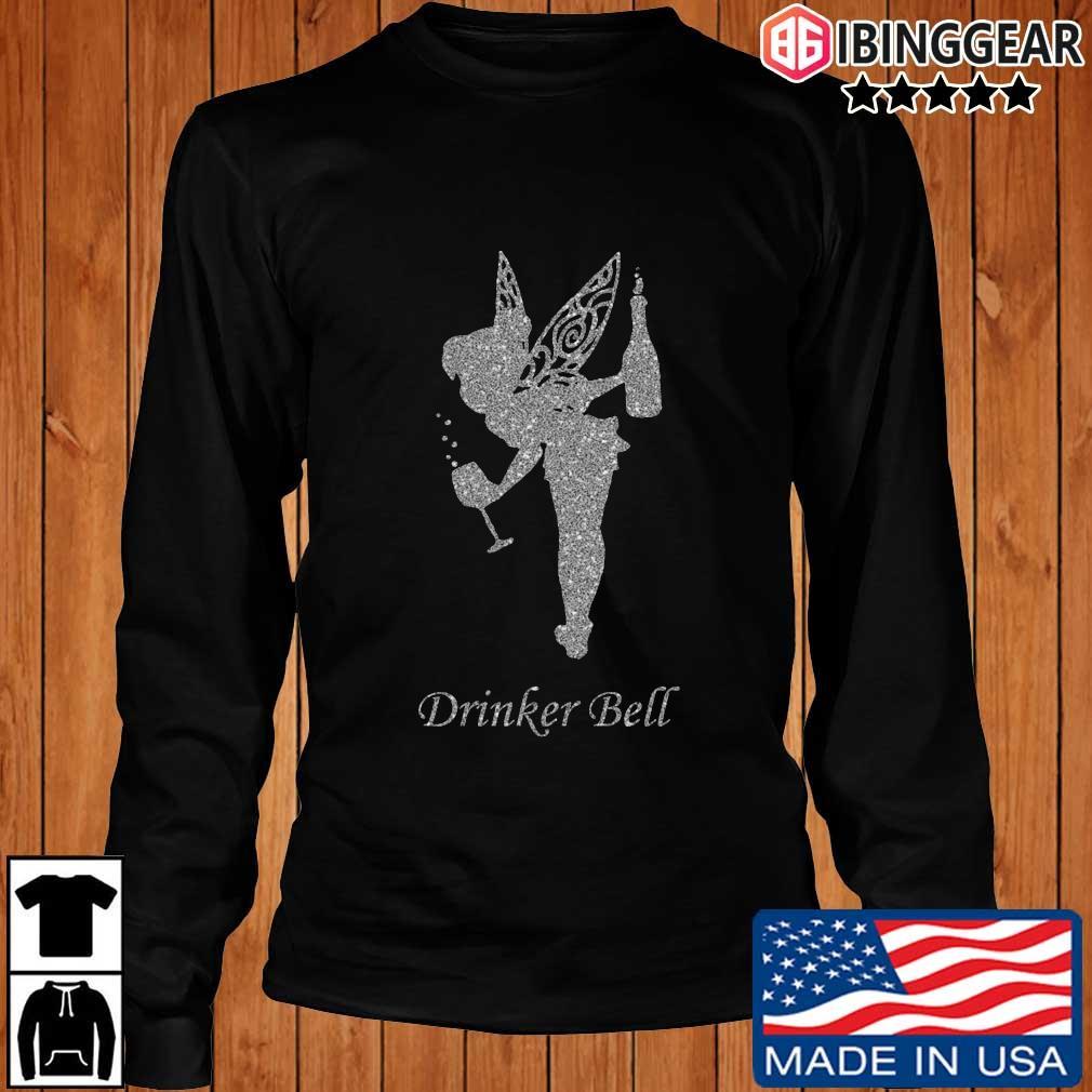 Tinkerbell Drinker Bell Diamond s Longsleeve Ibinggear den
