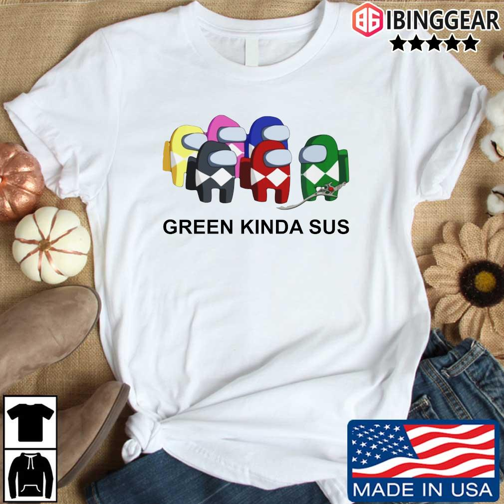 Official Green Kinda SUS Shirt Ibinggear den dai trang