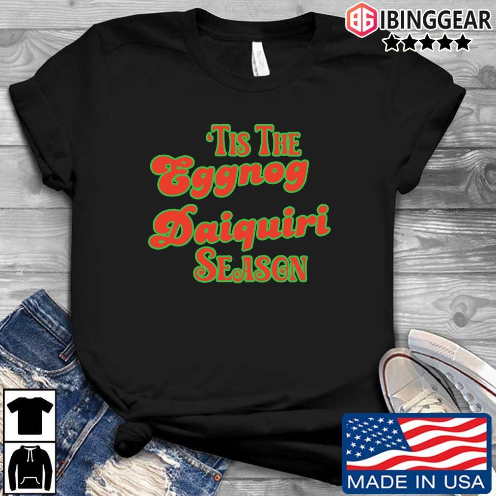 'Tis the eggnog daiquiri season s Ibinggear den dai dien