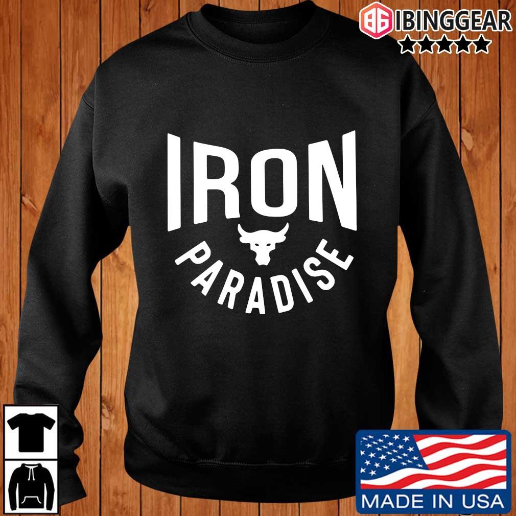 Iron paradise shirt