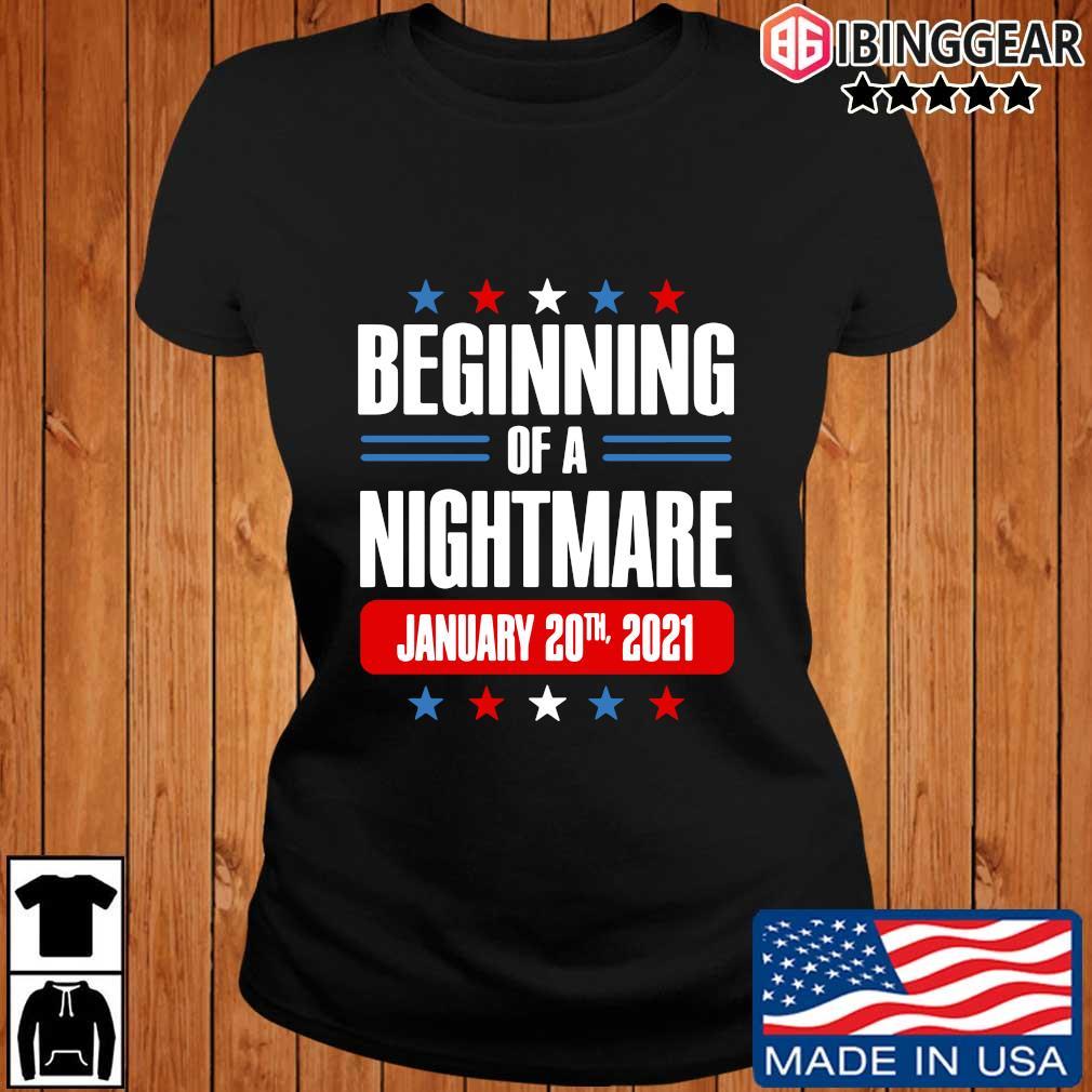 Beginning of a nightmare january 20th 2021 s Ibinggear ladies den