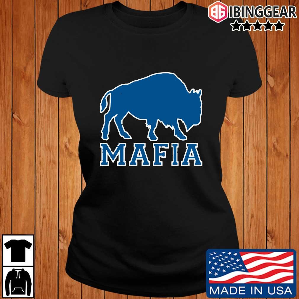 Buffalo Bills Mafia 2021 Shirt Ibinggear ladies den