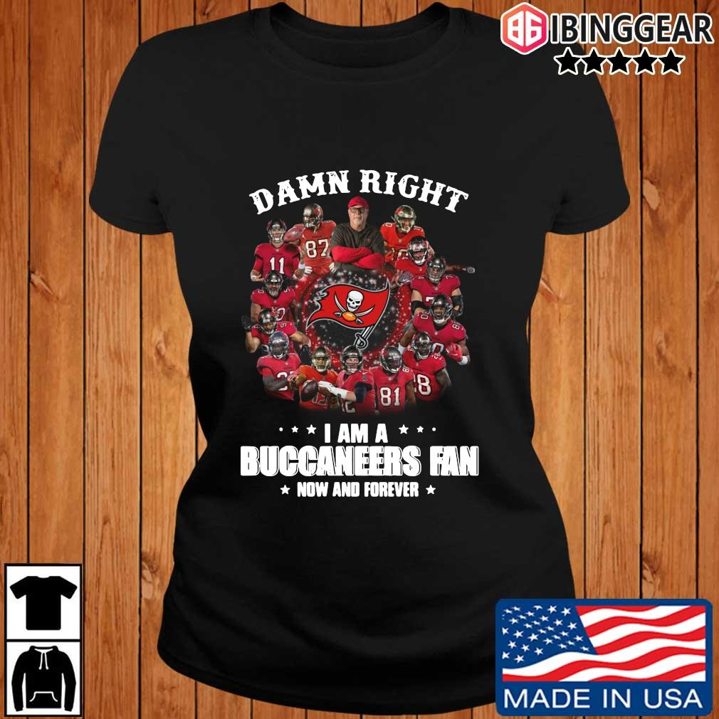 Damn right I am a Tampa Bay Buccaneers fan now and forever s Ibinggear ladies den