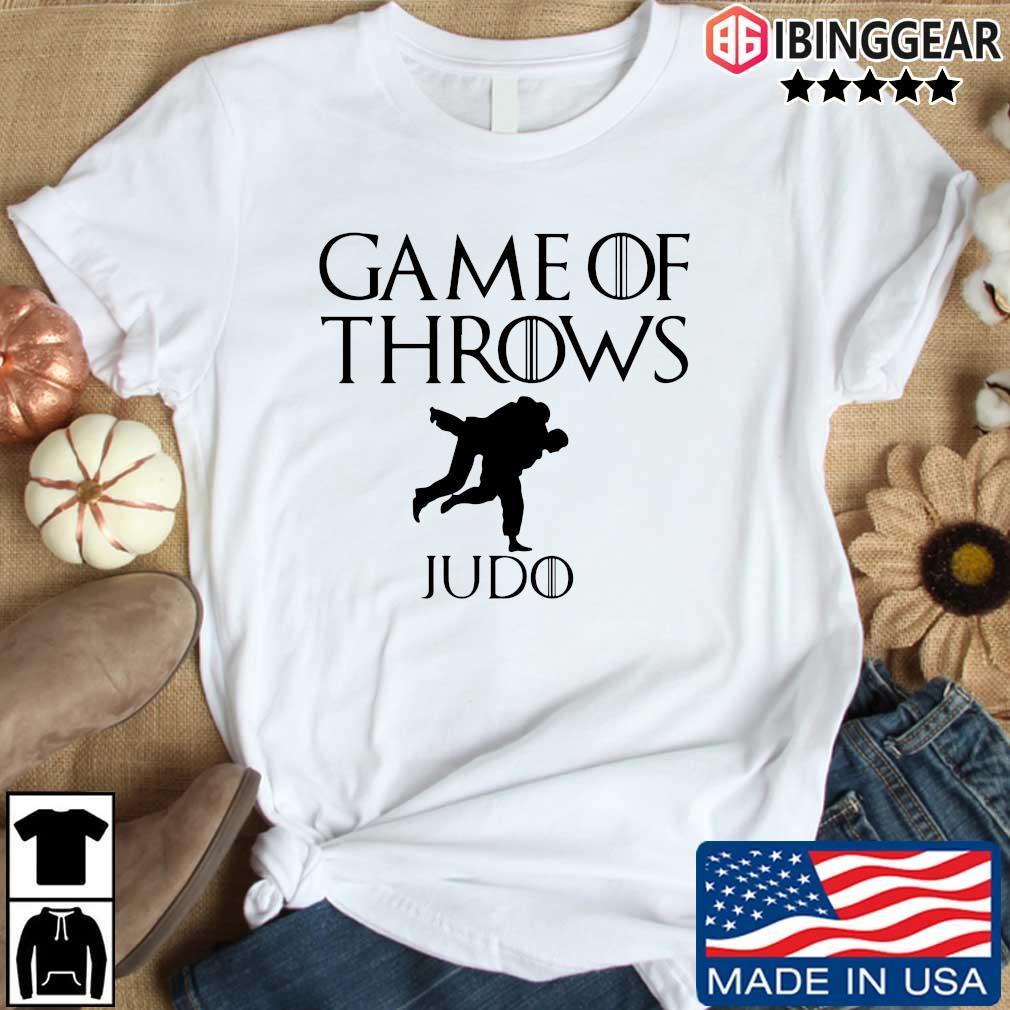 Game of throws judo s Ibinggear den dai trang