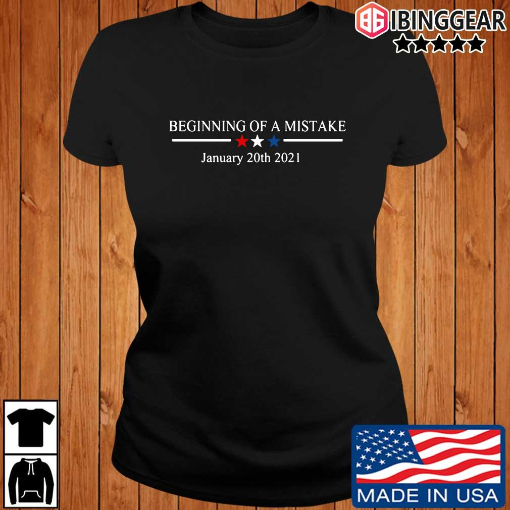 Official Beginning of a nightmare january 20th 2021 t-s Ibinggear ladies den