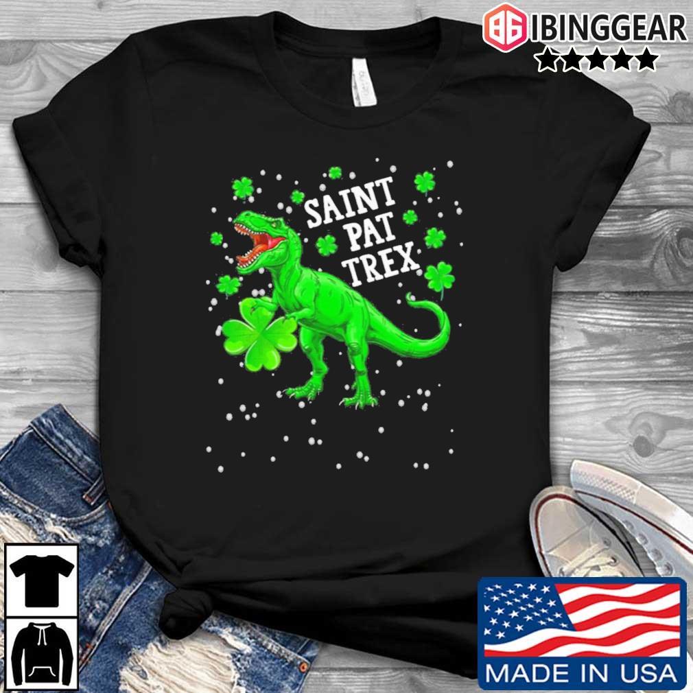 Saint Pat Trex Irish Gaelic Shirt