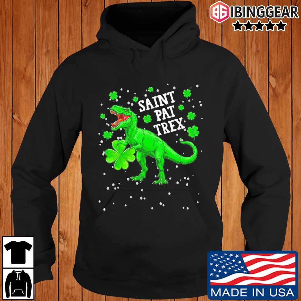 Saint Pat Trex Irish Gaelic Shirt Ibinggear hoodie den