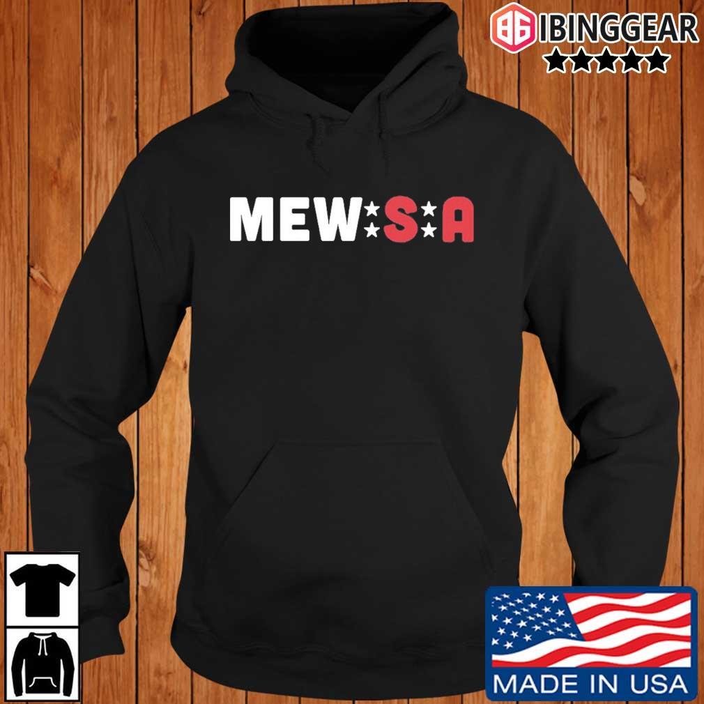 Sam And Kristie Mewis Mew-S-A Shirt Ibinggear hoodie den